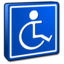 64x64px size png icon of System Accessibility
