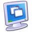 64x64px size png icon of System Display 2