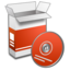 64x64px size png icon of System Install 2