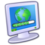 64x64px size png icon of System Internet Download