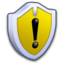 64x64px size png icon of System Security Warning