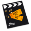 64x64px size png icon of Divx Movie