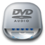64x64px size png icon of Drive Dvd Audio