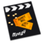 64x64px size png icon of Mpeg4