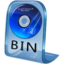 64x64px size png icon of BIN File