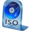 64x64px size png icon of ISO File