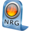 64x64px size png icon of NRG File