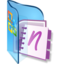 64x64px size png icon of OneNote Notebooks