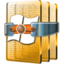 64x64px size png icon of ZIP File