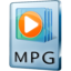 64x64px size png icon of MPEG File