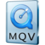 64x64px size png icon of MQV File