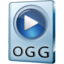 64x64px size png icon of OGG File