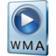 64x64px size png icon of WMA File