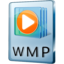 64x64px size png icon of WMP File