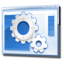 64x64px size png icon of BATCH File