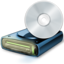 64x64px size png icon of CD-ROM Drive