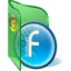 64x64px size png icon of Frostwire