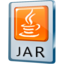 64x64px size png icon of JAR File