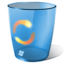 64x64px size png icon of Recycle Bin Empty