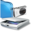 64x64px size png icon of Scanners And Cameras