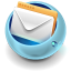 64x64px size png icon of Mail Inbox