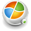 64x64px size png icon of Windows System