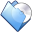 64x64px size png icon of Music folder