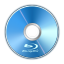 64x64px size png icon of bluray disc