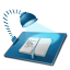 64x64px size png icon of desk