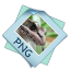 64x64px size png icon of filetype png