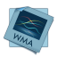 64x64px size png icon of filetype wma