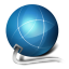 64x64px size png icon of network internet