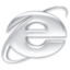 64x64px size png icon of Application Internet Explorer SNOW E