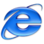 64x64px size png icon of Application Internet Explorer aqua