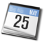 64x64px size png icon of Application iCal