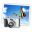 64x64px size png icon of Application iPhoto