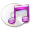 64x64px size png icon of Application iTunes