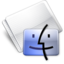 64x64px size png icon of Folder Finder