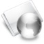 64x64px size png icon of Folder Online SNOW E