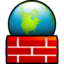 64x64px size png icon of Firewall