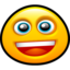 64x64px size png icon of Smiley Grin