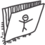 64x64px size png icon of folder drawings