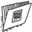 64x64px size png icon of folder photos