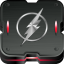 64x64px size png icon of the flash
