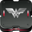 64x64px size png icon of wonder woman