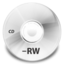 64x64px size png icon of Disc CCD RW
