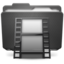 64x64px size png icon of Folder Movies P
