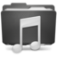 64x64px size png icon of Folder Music P