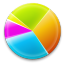 64x64px size png icon of Chart