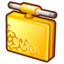 64x64px size png icon of folder connected